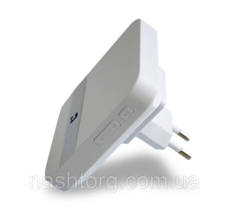Умный беспроводной звонок дверной (Wi-Fi) - Smart Doorbell CAD звонок беспроводной