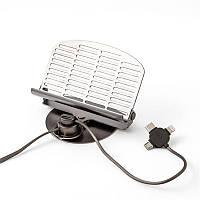 🔝 Магнітний тримач для телефону, Remax Letto Car Holder, підставка для смартфона в автомобіль   🎁%🚚