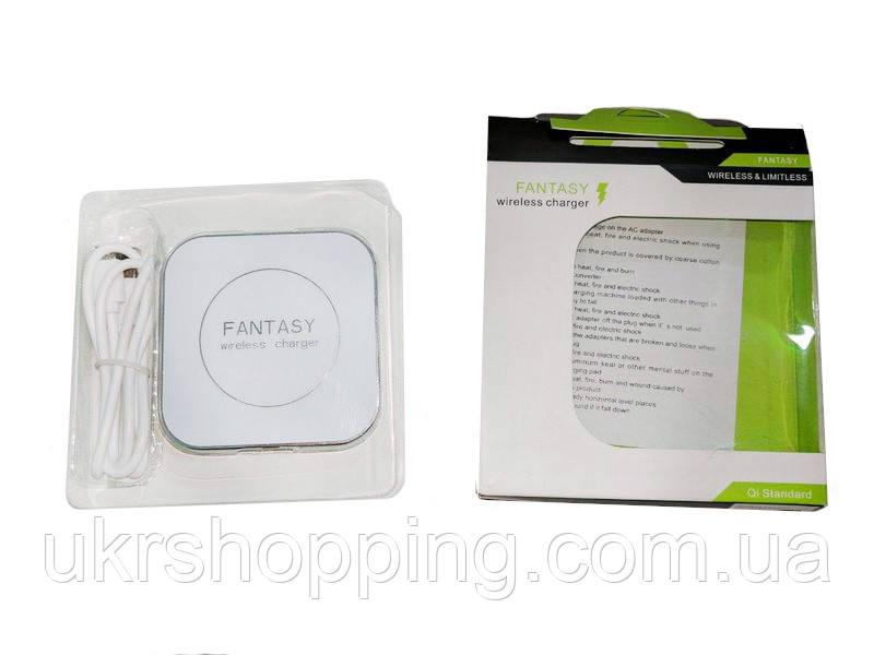 🔝 Зарядний пристрій для смартфона, Fantasy Wireless Charger OJD 601, бездротова зарядка | 🎁%🚚