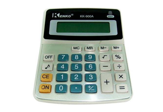 Калькулятор, KK-900А, калькулятор з відсотками.Аналог, casio