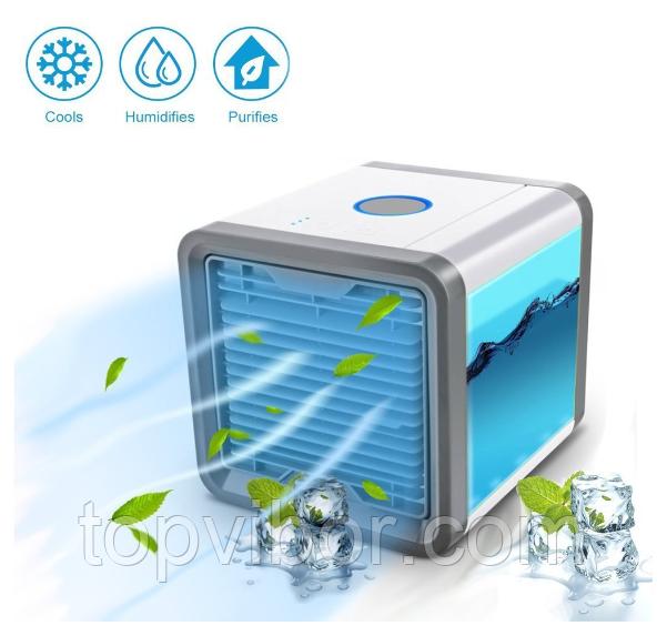 Охладитель воздуха, портативный кондиционер, Air Cooler (мини)