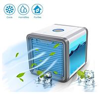 Охладитель воздуха, портативный кондиционер, Air Cooler (мини), фото 1