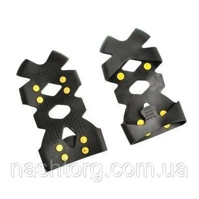 Ледоступы для обуви Non-Slip на 8 шипов - размер XL (45-48), ледоходы, с доставкой по Киеву и Украине