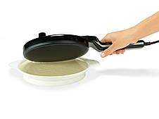Електрична сковорідка для млинців Crepe Maker DSP KC-3022 діаметр 30см, фото 3