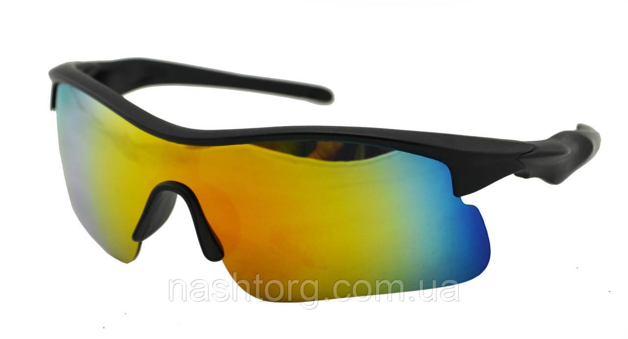 Солнцезащитные тактические антибликовые очки anti glare Bell Howell Tac Glasses для водителей