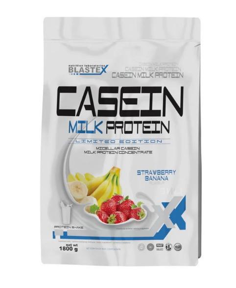 Казеїновий протеїн BLASTEX Casein Milk Protein 1,8 kg