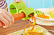 Спіральна овочерізка-терка Spiral Cutter - салатовий, фото 7