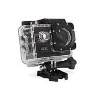 Экшн камера UKC S2R Action Camera Ultra HD 4К с пультом водонепроницаемая налобная экстрим WiFi