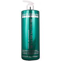 Восстанавливающий шампунь для поврежденных волос Abril et Nature Sublime Nutrition Bain Shampoo 1000 мл