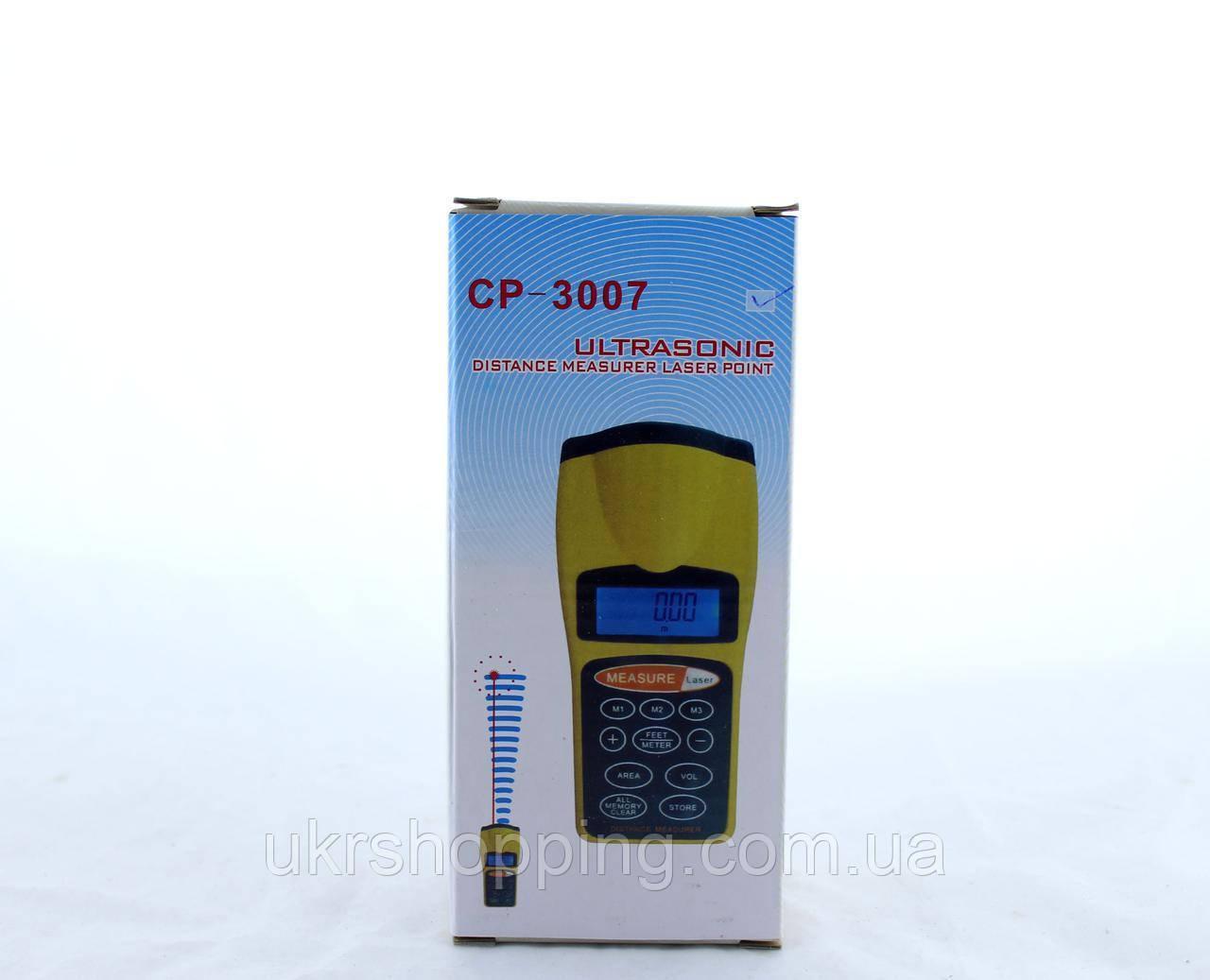 Дальномер, ultrasonic, cp 3007, лазерный дальномер, служит как, лазерная линейка с доставкой