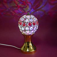 Ночной лед светильник светодиодный, RHD-37, прикроватная лампа, вращающийся ночник для взрослых