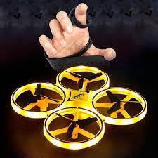 Интерактивный Квадрокоптер с управлением жестами CX-49 для игр