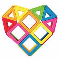 Детский магнитный конструктор, Mag-Puzzle (3D), развивающий, (доставка по Украине)