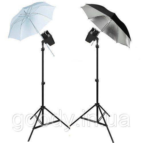 Набір імпульсного світла FST EG-180KA із парасолями