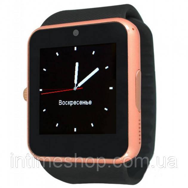 Умные часы, Золотого цвета, Smart Watch gt08