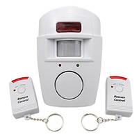 Сигнализация для дачи, сигнализация для дома, Alarm Sensor, квартирная, с датчиком движения