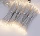 Світлодіодна гірлянда LTL Штора Curtain 5 * 3 метрів 600 led 220v (тепле світіння), фото 5