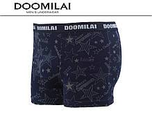 Чоловічі боксери стрейчеві з бамбука «DOOMILAI» Арт.D-01272, фото 3