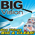Увеличительные очки-лупа BIG VISION 160% для рукоделия, с доставкой по Киеву, Украине (GK), фото 9