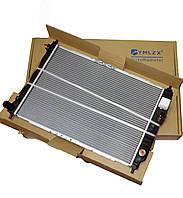 Радиатор основной Авео 1.5-1.6 AКПП, YMLZX, YML-BR-298, 96536526, 96536527