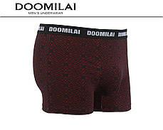 Чоловічі боксери стрейчеві з бамбука «DOOMILAI» Арт.D-01275, фото 2