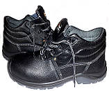 Ботинки  рабочие  Кожаные Talan 100%   Защита S3 МБС  40,41,42,43,44,45 Подносок композит, фото 2