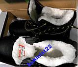 Ботинки рабочие Зимние Reis Кожаные Польша Кожа  40,41,42,43,44,45,46,47 спецобувь, фото 2