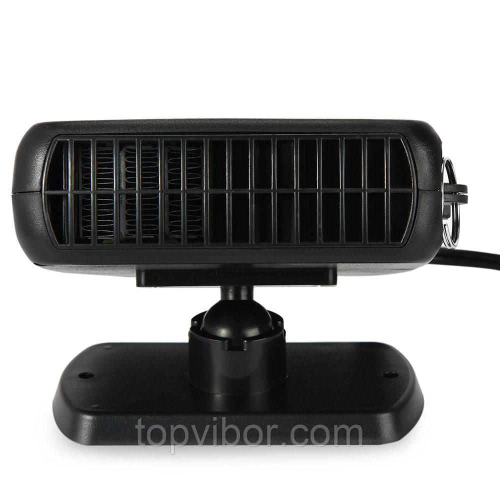 Вентилятор-обогреватель - 2 в 1 от прикуривателя в авто - 12V (VER-2)