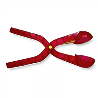 Игрушка для лепки снежков, снежкодел, цвет - Малиновый - снежколеп (сніжколіп), фото 1