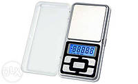 Карманные ювелирные электронные весы 0,01-200 гр (Арт:8915), фото 1