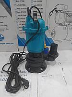 Насос дренажно - фекальный DELTA WQD 1.1 кВт, фото 1