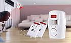 Сенсорная сигнализация с датчиком движения Sensor Alarm + 2 пульта, фото 3