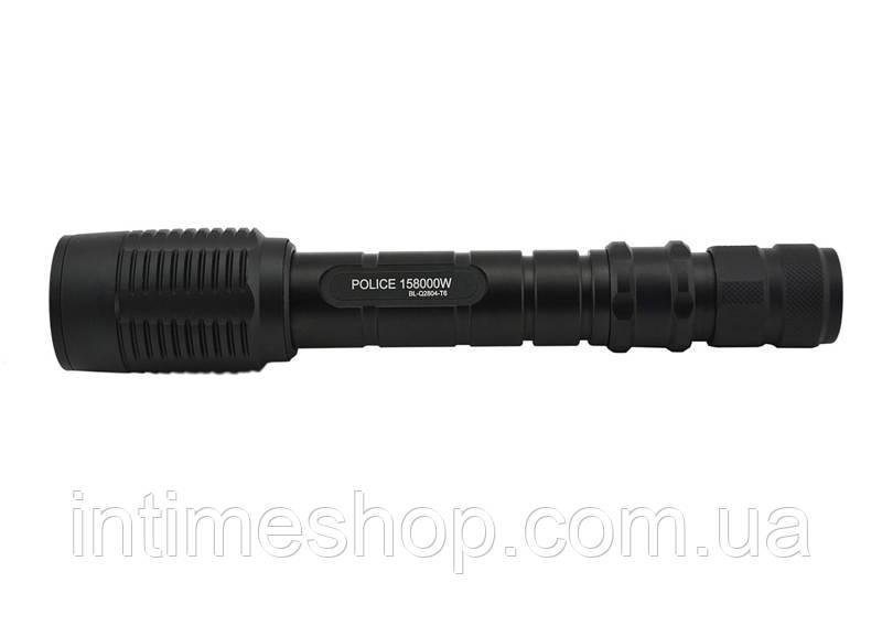 Тактический подствольный аккумуляторный светодиодный лед фонарь X-Balog BL-Q2804 police для охоты