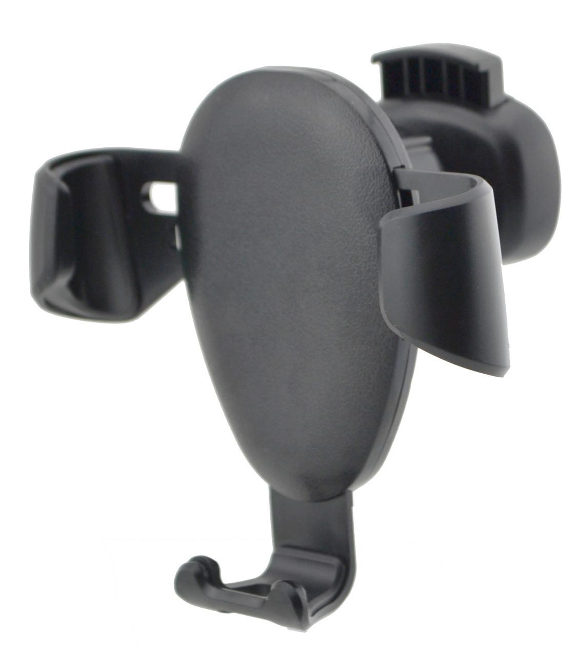 ✅  Держатель для телефона в машину, подставка для смартфона, Чёрный, автодержатель для телефона (GK)