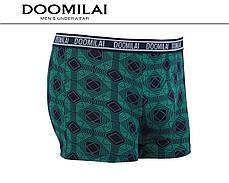 Чоловічі боксери стрейчеві з бамбука «DOOMILAI» Арт.D-01350, фото 2