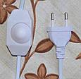 Грілка електрична чудесник Гілки з листям з регулятором температури 40х50 см, електрогрілка   электрогрелка, фото 2