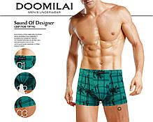 Чоловічі боксери стрейчеві з бамбука «DOOMILAI» Арт.D-01342, фото 2