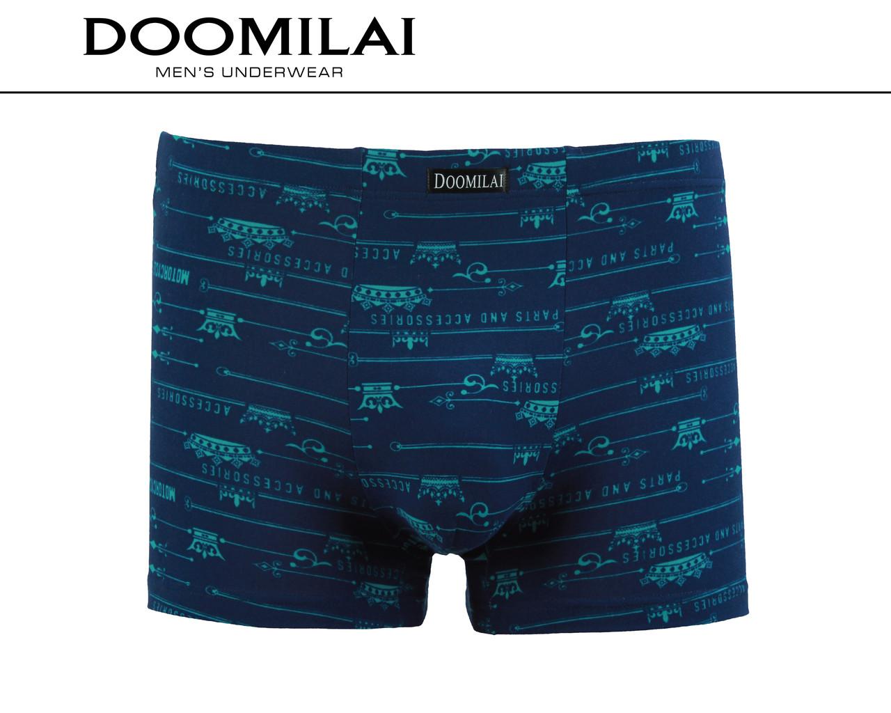Мужские боксеры стрейчевые из бамбука «DOOMILAI» Арт.D-01348