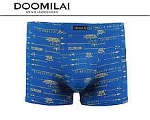 Мужские боксеры стрейчевые из бамбука «DOOMILAI» Арт.D-01348, фото 2