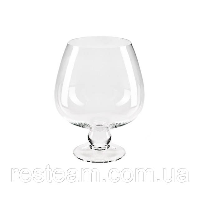 Ваза стекло коньяк  3,5 л (d-20см/h-25,4см) GENEVA mzD058