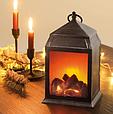 """Світильник нічник, електричний камін, імітація каміна, """"Затишок каміна"""", лампа нічник, фото 5"""