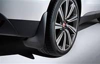 Брызговики задние для Jaguar F-Pace 2016- оригинальные 2шт T4A12743
