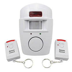 Сигнализация для дома и дачи Alarm Sensor, сигнализация c датчиком движения | сигналізація для квартири (GK)