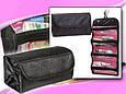 Распродажа! Органайзер для косметики Roll-N-Go Черный, дорожный органайзер для косметики (GK), фото 6