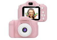 Цифровой детский фотоаппарат для фото и видеосъёмки 3MP Smart Kids X200 PRO