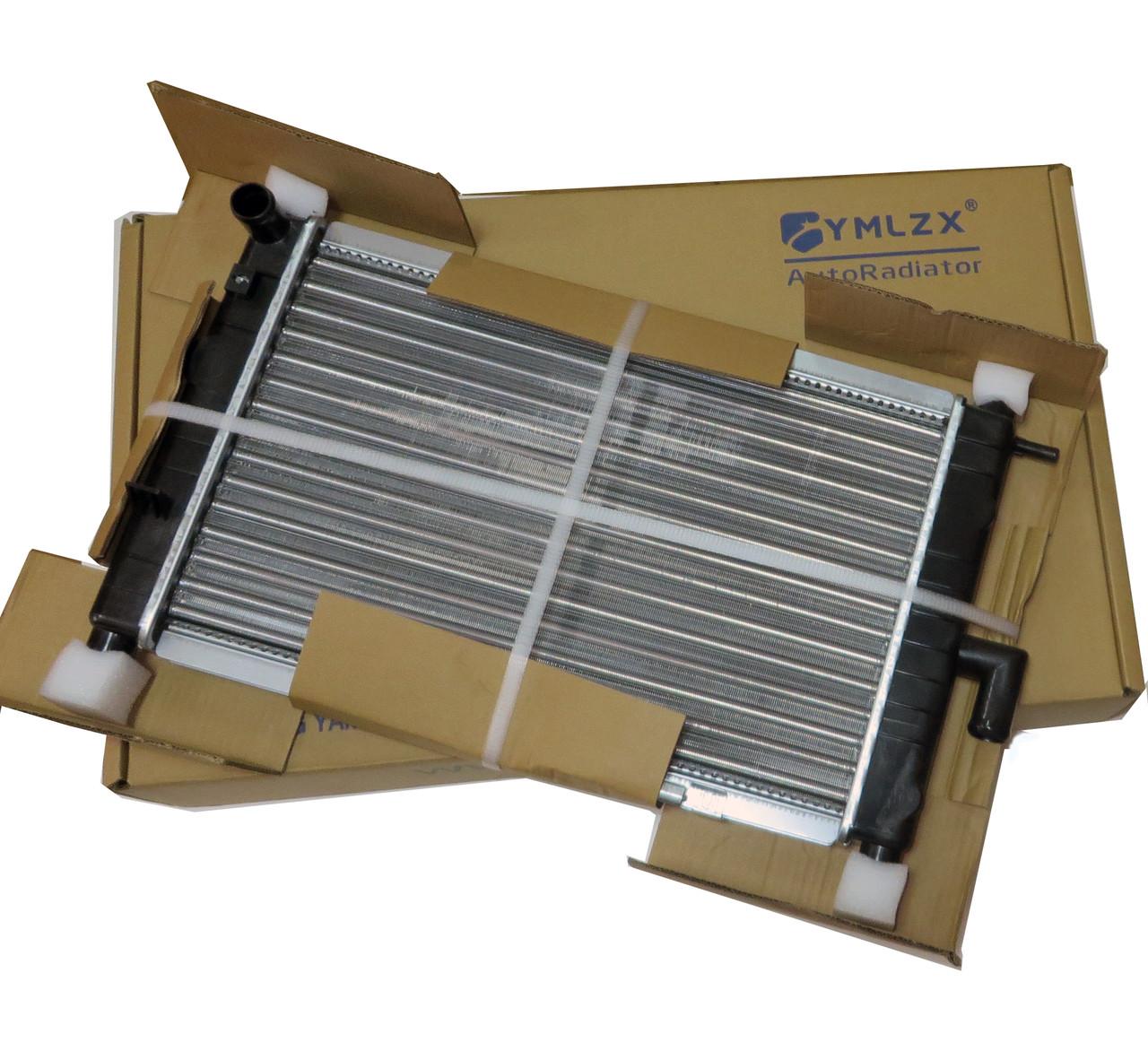 Радиатор основной Матиз 0.8-1.1 МКПП, YMLZX, YML-R308, 96322941