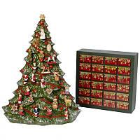 Різдвяний календар 53 см Christmas Toys Memory Villeroy & Boch