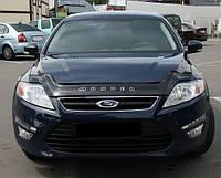 Дефлектор капота (мухобойка) Ford Mondeo IV+ 2010-2015