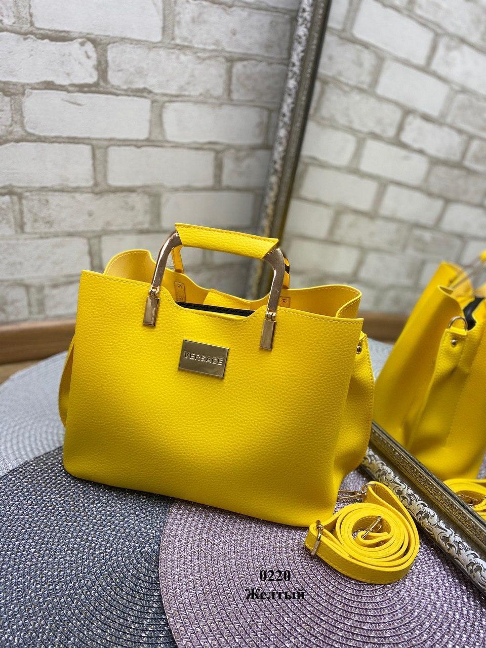 Модная женская сумка  из экокожи