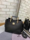 Модная женская сумка  из экокожи, фото 2